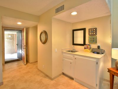 Photo for Charming Upscale Condo - Only Steps to 'The River' - KITCHEN REMODEL COMPLETED