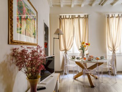 Photo for A Few Steps From Duomo and train station, Bright and Quiet Apartment With Wifi