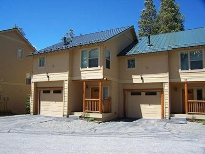 Photo for Quiet, charming condominium on the June Lake loop.  Located on Hwy 158 between  Gull and Silver Lake