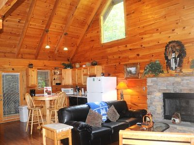 Photo for Summer is here!! Pool table, Hot tub, Fireplace, Wild Spirit, Pigeon Forge Cabin
