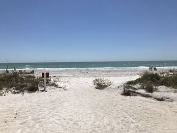Endless Summer on the Beach (Indian Shores, Florida, Forente Stater)