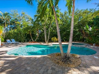 Photo for Location, location, location. Large family canal front home.