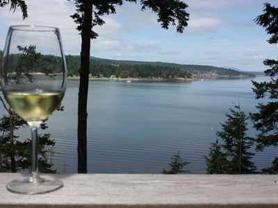 Photo for Mud Bay Waterfront - Lopez Island