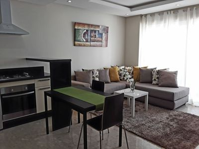 Photo for Fantastic New Appartement in Calm Area Oasis / Maarif