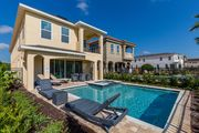REUNION Stunning Premier 5 Bed 5.5 Bath Pool/Spa Home, Games Room & Games Area, Gated Community,