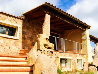 Photo for Villa with Panoramic View, Sky TV Access and Parking; Pets Allowed