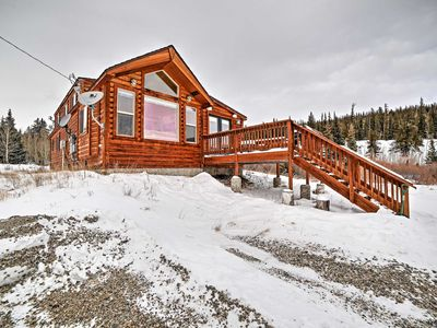 Photo for Serene 2BR Fairplay Cabin w/ Spacious Deck!