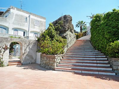 Photo for 2 bedroom Apartment, sleeps 5 in Forio d'Ischia with Pool, Air Con and WiFi