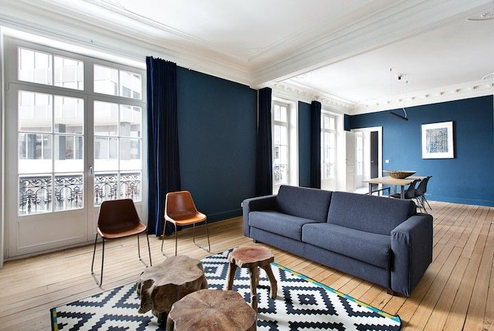 In the center of brussels with lift 614993 brussel for Appartement design bruxelles