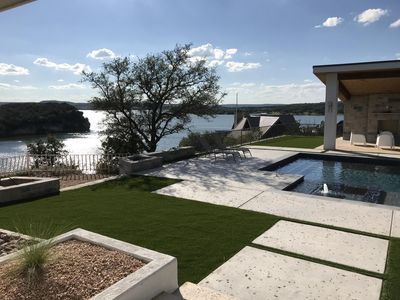 Photo for Brazos Moon: Hell's Gate Basin! Pool, Cliffside, Views, Luxury Home.