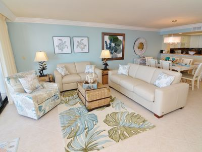 Photo for Luxury Beachfront Condo at Sanibel Harbour Resort