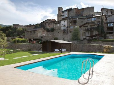 Photo for Rural apartments Ponsa d'Arfa for 2 people