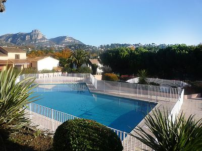 Photo for Apartment Le Jardin de Matisse in Vence - 4 persons, 1 bedrooms