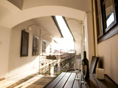 Photo for Lovely Apartment under the Castle Hill