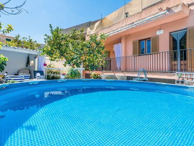 Photo for CA NA POLA - Chalet with private pool in Búger.