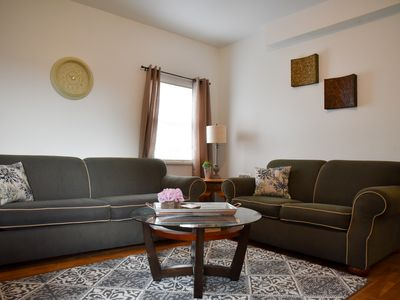Photo for Comfortable & Clean 2BR Home Located Minutes from South Side & Downtown!