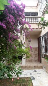 Photo for Villa with garden, very proclaims, free WiFi