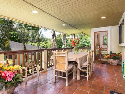 Photo for NEW LISTING! Oceanfront house w/ separate guest house - 225 feet to the beach!