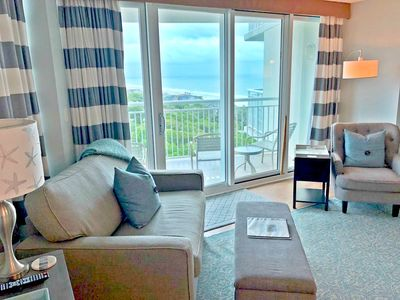 Spectacular views, Great location, Lovely decorating—Steps from the beach!  - Myrtle Beach