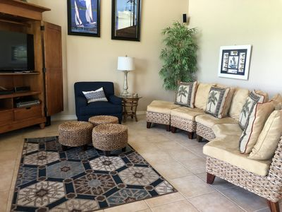 Photo for Beautiful 3/2.5/2 Townhouse in great central location on the Island.