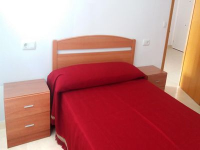 Photo for Oropesa del Mar Suites 3000, dos dormitorios (6pers) #1 - Two Bedroom Apartment, Sleeps 6