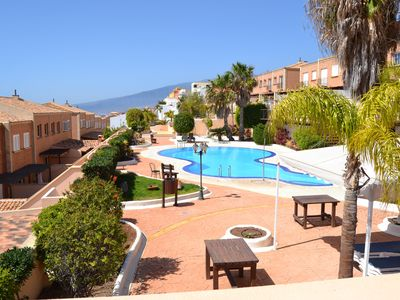 Photo for Luxury duplex LA PINTADERA CANARIA with magnificent sea views.