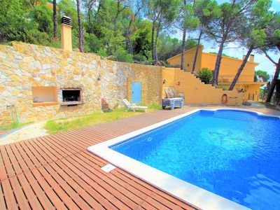 Photo for Vacances & Villas Lloret- VILLA OCELLS for 12 persons