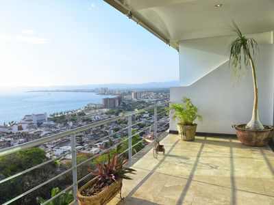 Photo for Pent House - Luxury Condo Panoramic Ocean Views