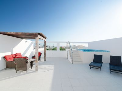Photo for Central Penthouse with Private Pool - Amor