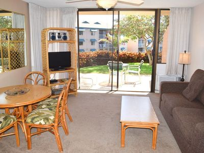Photo for Ground Floor, Corner Condo with Convenient Location
