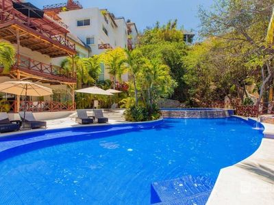 Photo for Amazing Sayulita Villa w/ Ocean+Mountain Views