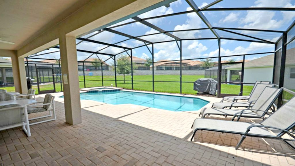 Great Price 5 Star Larger Lot Windsor Hills Pool Home 2 Miles To Disney Four Corners Central