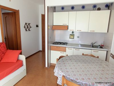 Photo for Lucerna - one bedrooom apartment, sea view