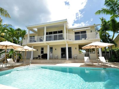 Photo for New Listing!! Beautiful Upscale Retreat with Dockage, Pool and Near Vaca Cut