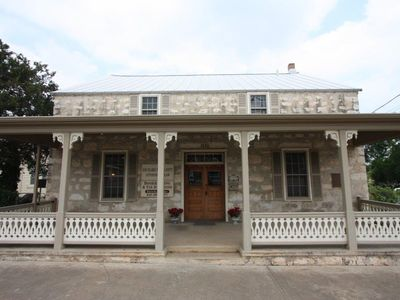 Photo for Jolly's Haus - Located on Main Street - All Living Space and Rooms Are Upstairs