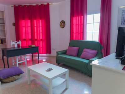 Photo for The apartment is located by the sea and has Wi-Fi and satellite TV.