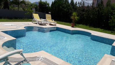 Photo for Detached Villa with Private Pool 10 Minutes Walking Distance to the Beach