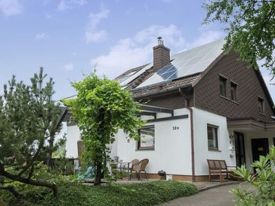 Photo for Cosy, bright apartment in a quiet location in Bad Grund with use of garden