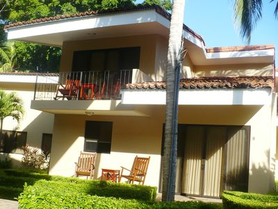 Photo for Dulces Suenos, Vista Ocotal: Luxurious, comfortable villa, steps from the beach!