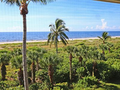 Photo for Beautifully Updated Two Bedroom Top Floor Corner Unit with Views of The Gulf of Mexico