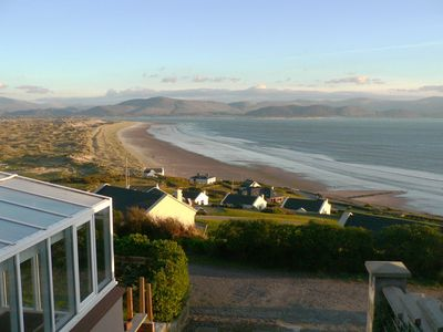 Inch Strand from Lios Dána Lodge