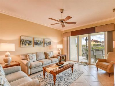 Photo for 222 Cinnamon Beach, 3 Bedroom, Sleeps 6, Golf View, 2 Pools, Pet Friendly