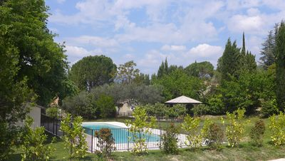 "Photo for ""The Mirabelle"" Charming Cottages with Heated pool in the village"