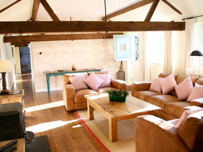 Luxury 4* Gold Self-Catering Cottages in Oxford