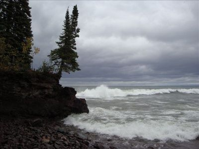 Photo for Unbeatable Lake Superior Views in Heart of Lutsen