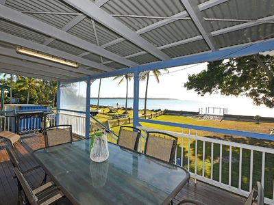 Photo for Absolute River/Beachfront – 1 BR+sleepout - Fishing Jetty