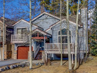 Photo for Walk to Town from this Cute Neighborhood! Full Home w/ Hot Tub