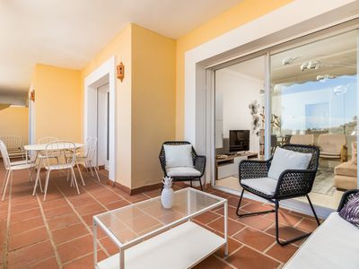 Photo for 3 BEDROOMS MODERN APARTMENT IN THE RESORT OF THE QUINTA GOLF & SPA