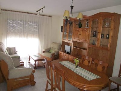 Photo for Vinaros: Central apartment, ideally located and close to the beach