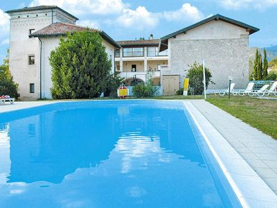 Photo for Country estate Colombaro, Salò  in Westlicher Gardasee - 6 persons, 2 bedrooms